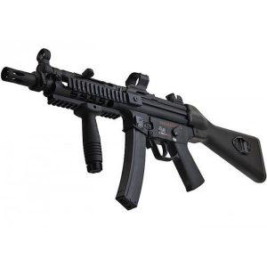 MP5 puskák